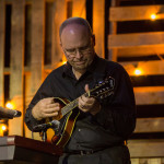 Danny Hughes plays mandolin on Christmas in Kentucky