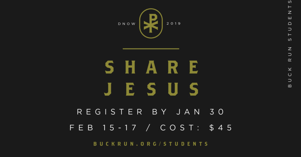 A weekend of spiritual growth for 6th-12th grade students.